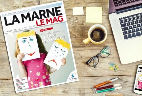 LaMarne>LeMag n°64 fait sa rentrée!