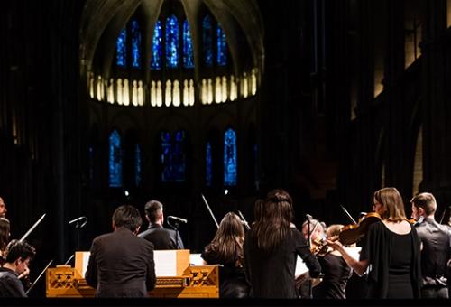 Flâneries sur fond de musique classique à Reims