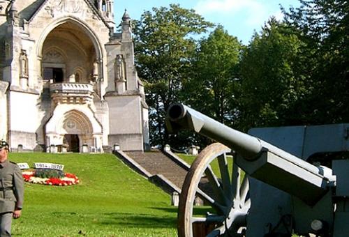 À Dormans, hommage aux poilus de la 2nde bataille de la Marne