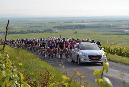 Week-end vélo dans la Marne