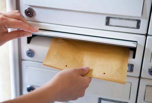 Information courrier MDPH