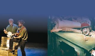 Itinéraires : Chanson franco-irlandaise et théâtre ce week-end