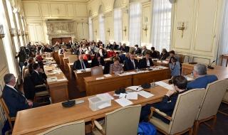 Les orientations budgétaires 2018 à l\'étude