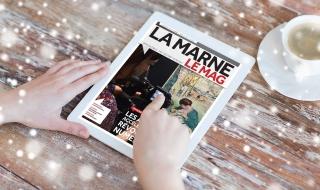 Avec la nouvelle année, le magazine arrive chez vous !