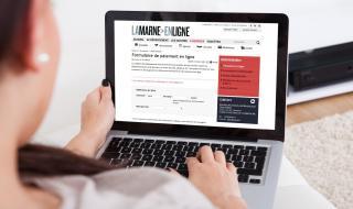 Maintenance du service de paiement en ligne