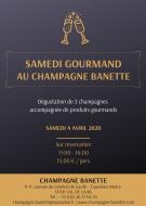 Samedi gourmand au Champagne BANETTE