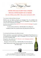 Portes ouvertes Champagne Jean-Philippe Bosser