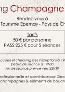 Soirées Tasting - Champagne avec Geoffrey Orban (suspendues)