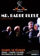 Monsieur Barbe Bleue