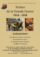 Exposition : Scènes de la Grande Guerre 1914-1918