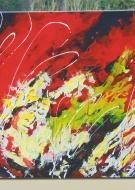 Exposition de peinture - Elizabeth MARQUES