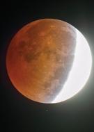 Observatoire de Beine-Nauroy. Eclipse de Lune