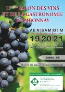 Salon des vins et de la gastronomie - 17ème édition