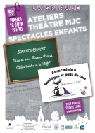 Atelier Théâtre de la MJC
