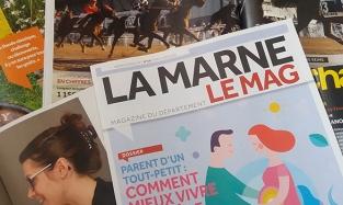 LaMarne>LeMag arrive dans vos boîtes aux lettres ! - nouvelle fenêtre