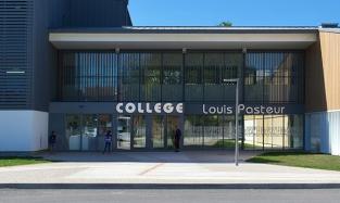 Le collège Louis Pasteur de Sermaize-Les-Bains fait sa rentrée - nouvelle fenêtre