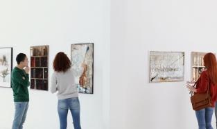 La Maison du Département accueille les toiles de Françoise Lépinois - nouvelle fenêtre