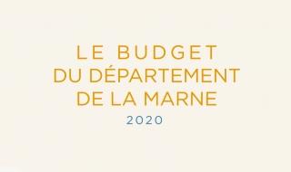 Le budget 2020 du Département de la Marne