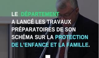 Réunion de lancement du schéma de la protection de l'enfance et de la famille - Janvier 2020