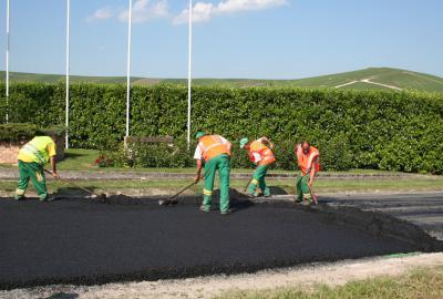 Exploitation du réseau routier départemental