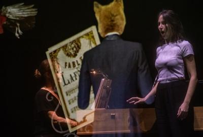 La fabulatographe - 17/10 - Mourmelon-le-Grand