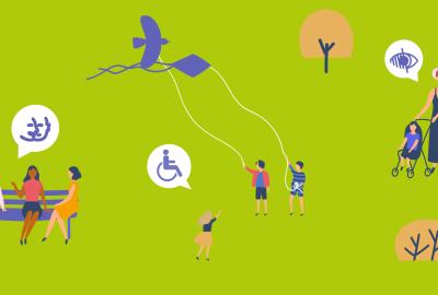44 actions concrètes en faveur de l'inclusion