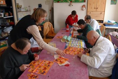 Accompagnement social et accueil d'un adulte handicapé