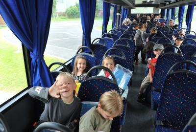 Modalités et frais de transport scolaire