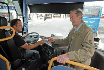 Transports départementaux et régionaux