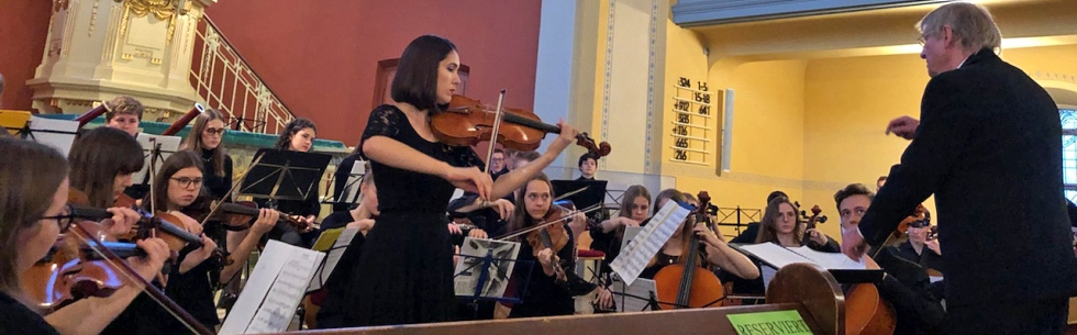 Deux concerts en Allemagne pour l'Orchestre des jeunes marnais