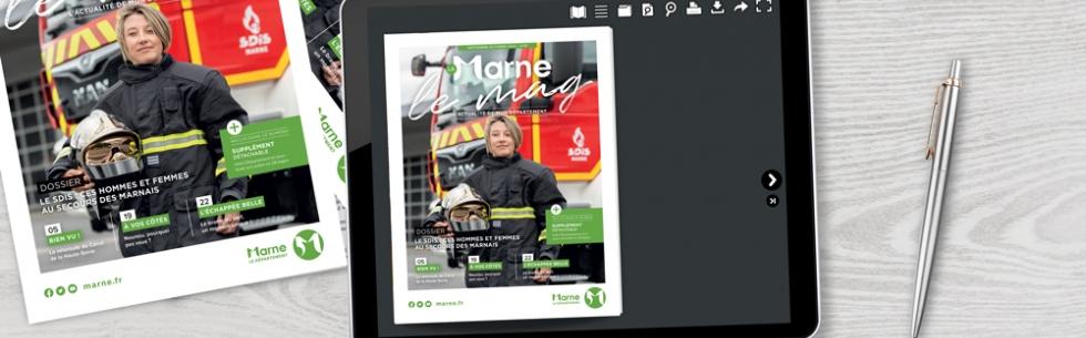 Un numéro spécial La Marne Le Mag pour bien lancer la rentrée