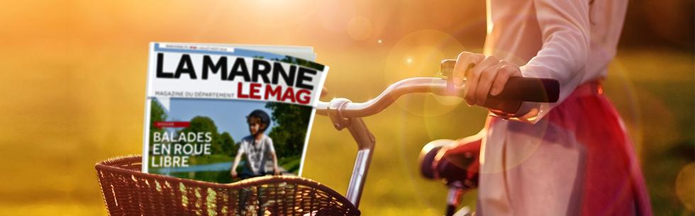Le numéro d'été de LaMarne>LeMag bientôt chez vous