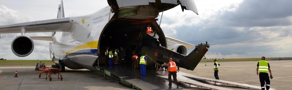Record des opérations de fret aérien à Vatry